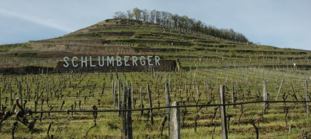 Vignoble Schlumberger