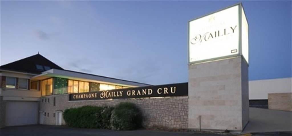 Champagne Mailly Grand Cru