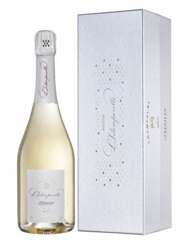 Champagne  Blanc, L'Intemporelle  (Champagne Mailly Grand Cru)
