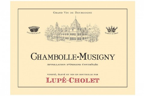 Chambolle Musigny Rouge, Chambolle Musigny (Maison Lupé Cholet)