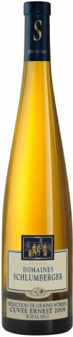Riesling Blanc Moelleux, Riesling Selections des Grains Nobles Cuvée Ernest  (Vignoble Schlumberger)